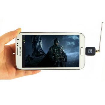 Цифровой DVB-T2 ТВ-Тюнер для смартфонов и планшетов