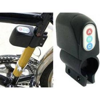 Сигнализация для велосипеда с кодом