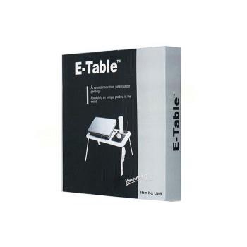 Раскладной столик-подставка для ноутбука E-Table
