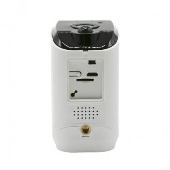 Беспроводная автономная wifi камера с аккумулятором 6000 mAh до 180 дней работы