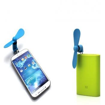 Micro usb вентилятор для смартфона на Android и iPhone