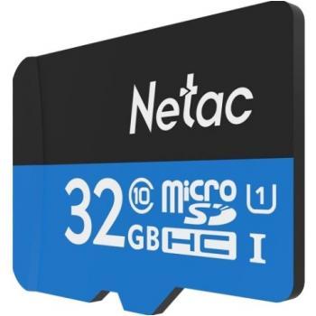 Карта памяти Micro SD Netac 32 Gb (10 Class)