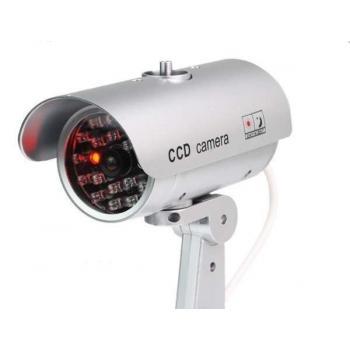 Муляж камеры видеонаблюдения с ИК-подсветкой