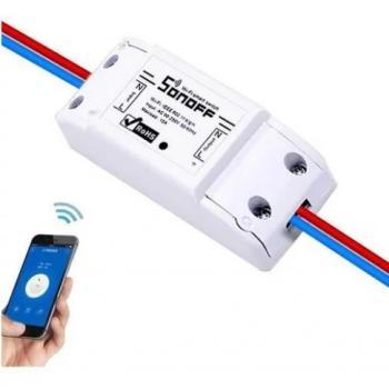 Wi-Fi реле Sonoff для умного дома