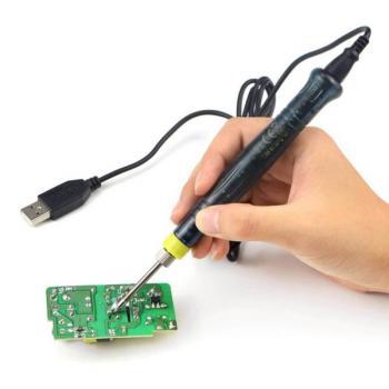 Мини USB паяльник 5V 8Вт