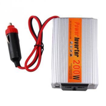 Преобразователь авто инвертор 12V на 220V 200W