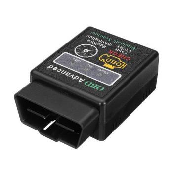 Диагностический OBDII сканер ELM327 Bluetooth для автомобиля