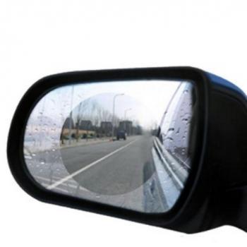 Водоотталкивающая наклейка на зеркало заднего вида (2 шт.)