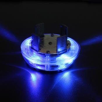 Подсветка дисков автомобиля на солнечной батарее 1шт