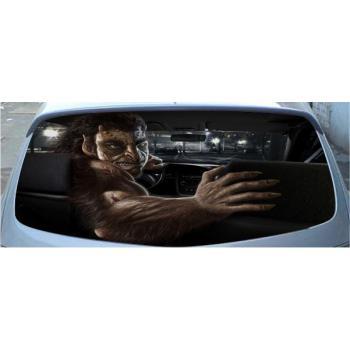 Тонировочные виниловые наклейки на автомобиль
