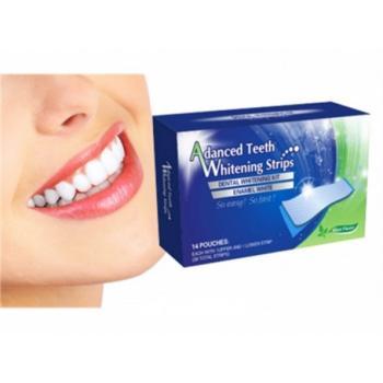 Полоски для отбеливания зубов Teeth Whitening Strips