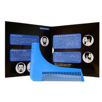 Расческа для бритья бороды