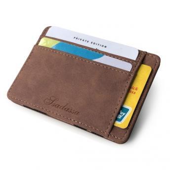 Зажим для денег с монетницей - советский кошелек