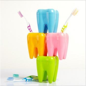 Подставка для зубных щеток Зуб
