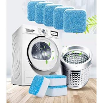 Таблетки для чистки и профилактики стиральных машин
