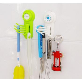 Крепление с раздвижными крючками для ванны и кухни
