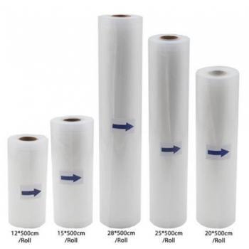 Пакеты для вакуумного упаковщика, рифленая пленка, рулон