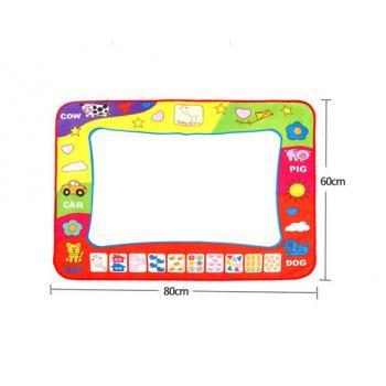 Акваковрик для детей AquaDoodle для рисования водой с 2 маркерами