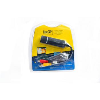 Устройство для оцифровки видеокассет EasyCAP