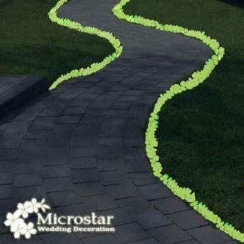 Искусственные светящиеся камни для сада, аквариума, ландшафтного дизайна