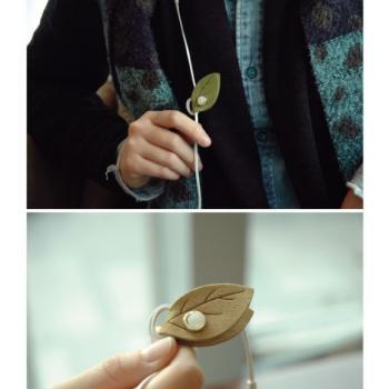 Лист моталка для намотки наушников