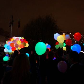 Светодиодные шары - cветящиеся воздушные шарики