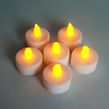 Набор светодиодных свечей 24шт