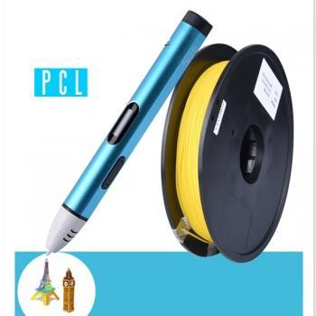 PCL пластик низкой температуры для 3D ручки, 5 метров