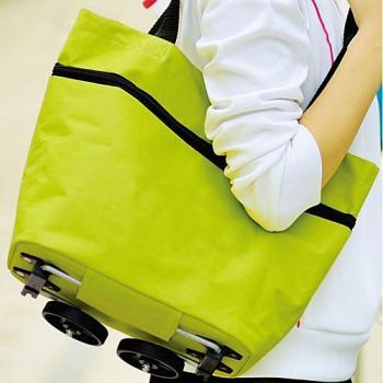 Складная тележка сумка