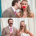 Набор для свадебной фотосессии