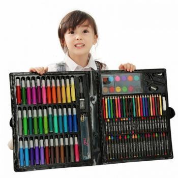 Набор для рисования в пластиковом кейсе Art Set (150 предметов)