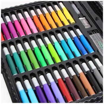 Набор для рисования в алюминевом кейсе Art Set (150 предметов)