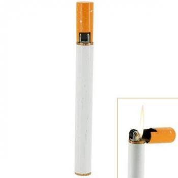 Зажигалка Сигарета - зажигалка в виде сигареты
