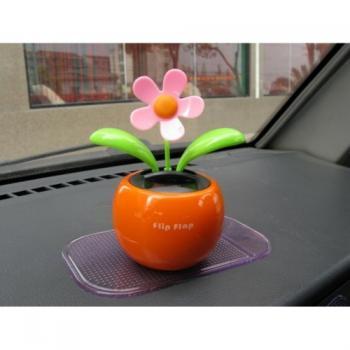 Танцующий Flip-Flap цветок на солнечной батарее