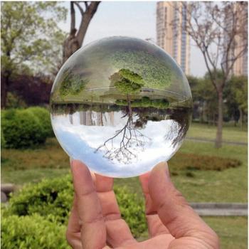 Магический прозрачный стеклянный шар Magic Ball