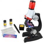Микроскоп детский, увеличение до 1200 раз