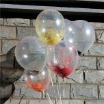 Прозрачные воздушные шары