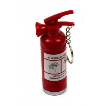 Зажигалка-брелок в виде огнетушителя