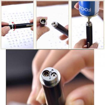 Зажигалка ручка