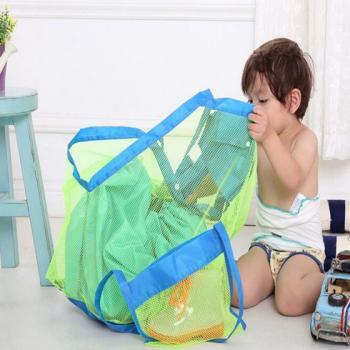 Складная сумка для игрушек на пляж для песочницы