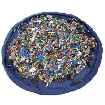 Коврик мешок для игрушек (затягивается)