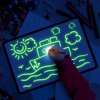 Набор для творчества Рисуй светом