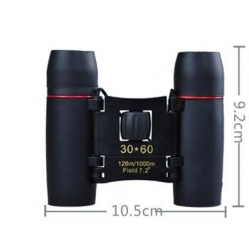 Бинокль карманный Sakura 30 x 60