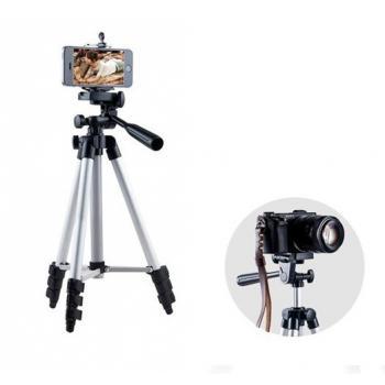 Универсальный штатив для фотоаппаратов и смартфонов
