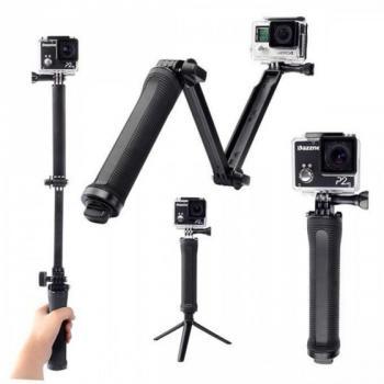 GoPro 3-way – штатив, рукоятка, монопод, трипод