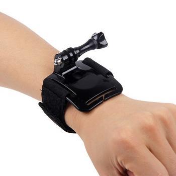 Ремень крепление на руку для экшн камеры