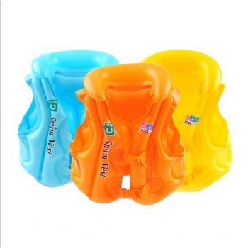 Детский надувной спасательный жилет