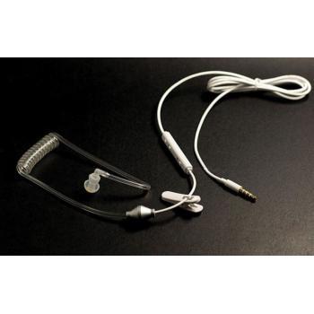 Антирадиационный наушник на одно ухо - гарнитура как у спецагентов