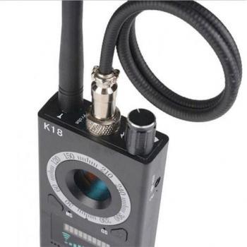 Антижучок, детектор жучков и скрытых камер, детектор прослушки K18