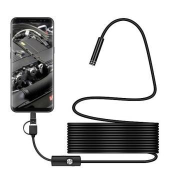 Эндоскоп камера для смартфона 5.5mm